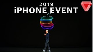 Apple's iPhone 11 and 11 Pro keynote in 9 minutes