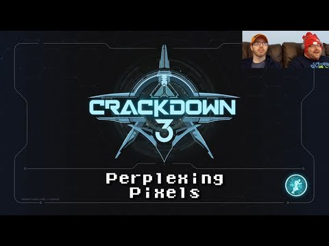 Perplexing Pixels: Crackdown 3 (Xbox One X) (review/commentary) Ep312