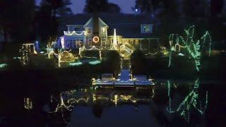 Mill Pond Garden of Lights   CG