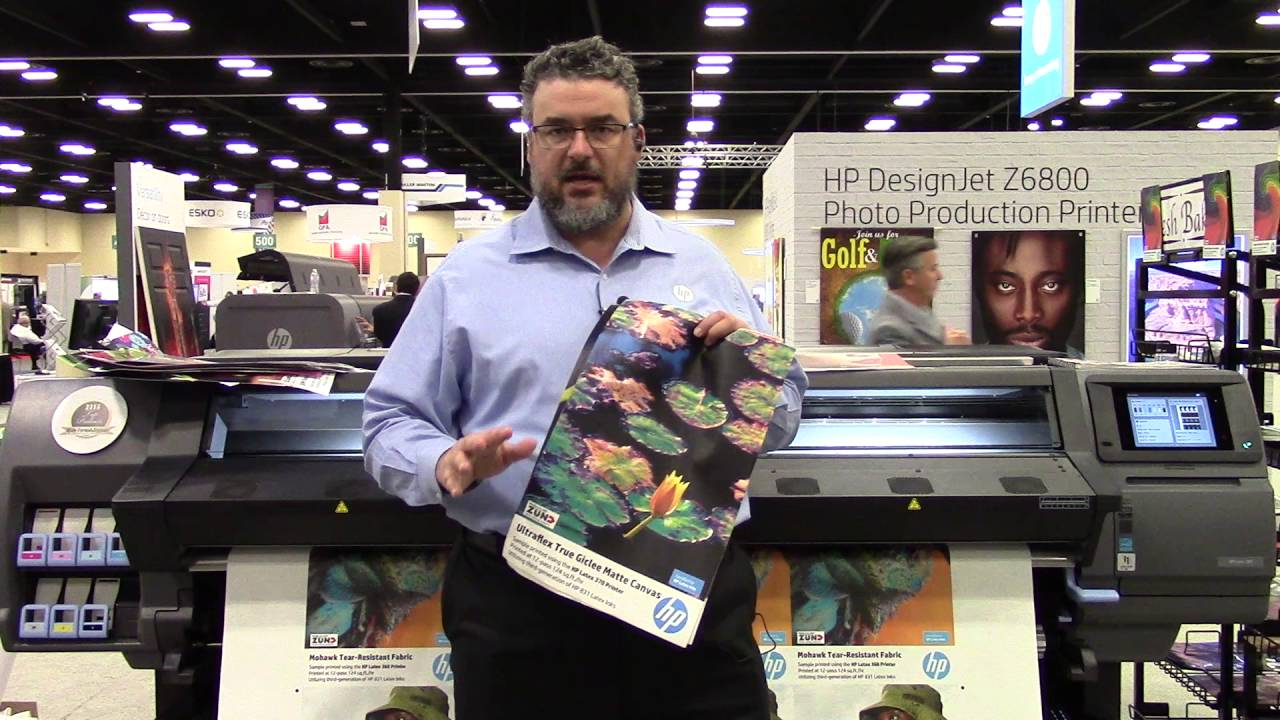 Leading Edge Quality Media – Certified for HP Latex Inks - Ultraflex