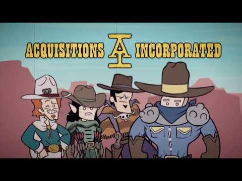 Acquisitions Incorporated Live - PAX South 2017