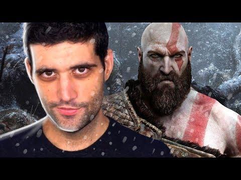 God of War , GAMEPLAY de 15 minutos COMPLETO ANALISE