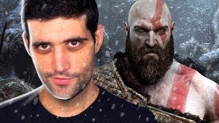 God of War , GAMEPLAY de 15 minutos COMPLETO ANALISE