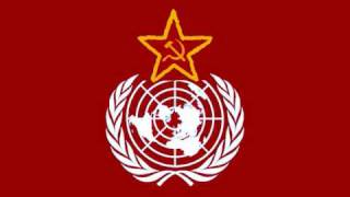 Flag and Anthem of the Socialist World Republic