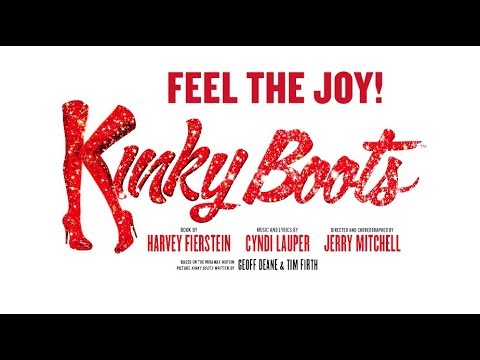 FEEL THE JOY at KINKY BOOTS on Broadway!