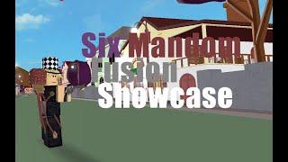 Six Mandom Fusion Showcase | Project Jojo | Roblox