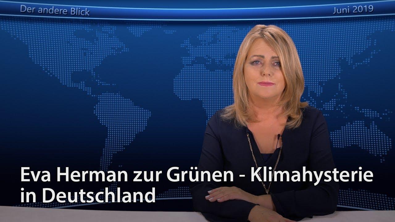 Eva Herman zur Grünen - Klimahysterie in Deutschland