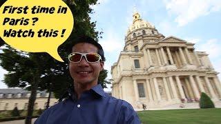 Paris practical travel tips (ep 14)