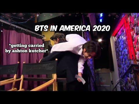 bts in america 2020
