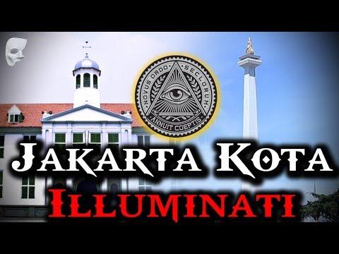 5 Rahasia Simbol Satanisme Yang Tersembunyi Di Kota Jakarta | Seputar Horror
