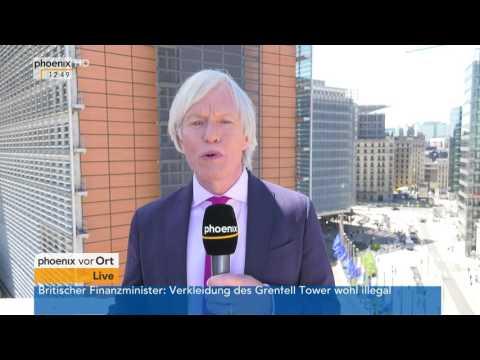 Brexit-Verhandlungen: Udo Bullmann im Gespräch mit Jan-Christoph Nüse am 19.06.2017