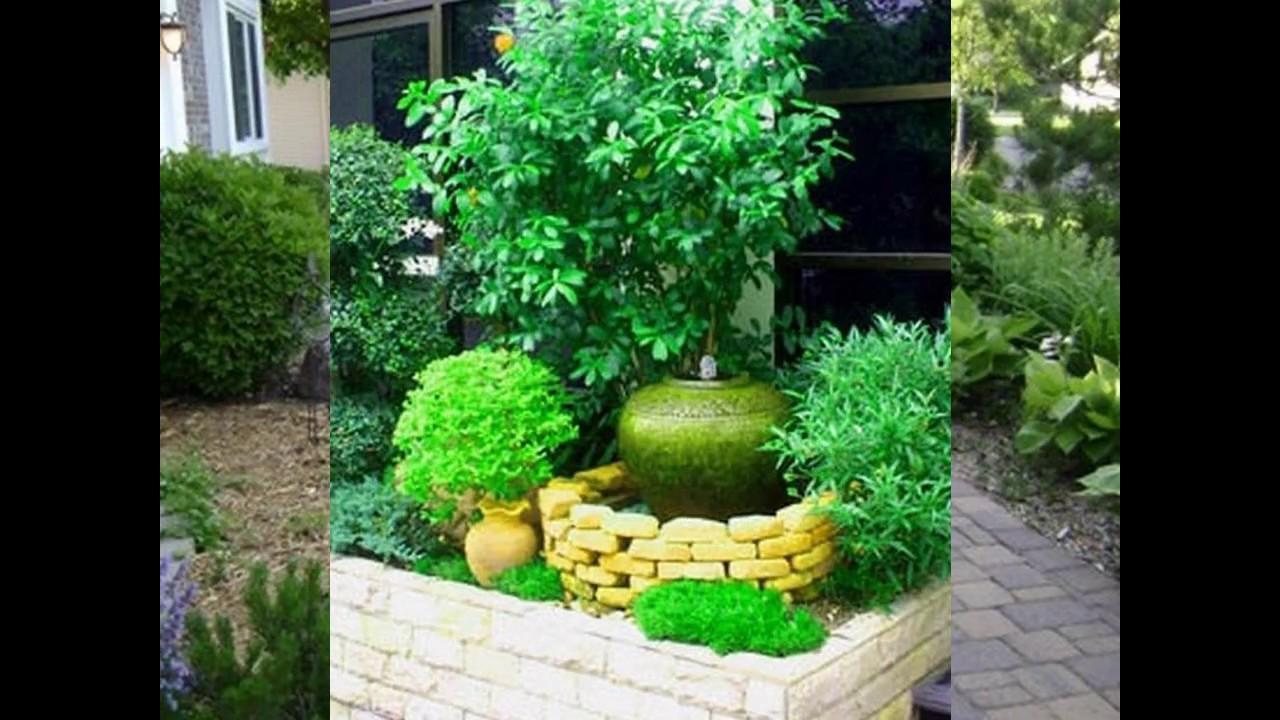 Ideas para el dise o de jardines peque os youtube for Diseno de jardines pequenos