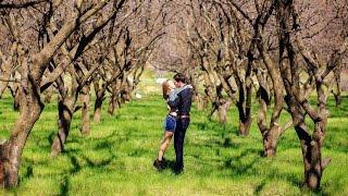 Фотосессия love story Оли и Сережи(, 2016-04-11T19:37:09.000Z)