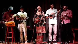 Malaysia Ukelele Group @ PJ Live Arts #1