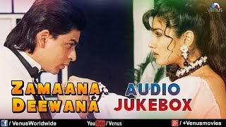 Zamaana Deewana Audio Jukebox | Shahrukh Khan, Raveena Tandon |
