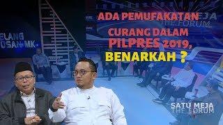 Gambar cover Benarkah Ada Pemufakatan Curang Dalam Pilpres 2019? | Jelang Putusan MK - SATU MEJA THE FORUM (2)