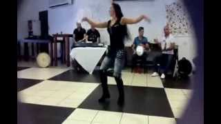Алла Кушнир   - Belly Dance в Джинсах(Belly Dance в Джинсах., 2014-01-04T21:34:46.000Z)
