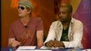 Hootie & the Blowfish Interview (The Daily Buzz)