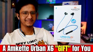 Amkette Urban X6 Bluetooth Headphone Review A Amkette Urban X6 quot GIFT quot for You Data Dock