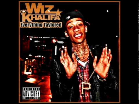 Wiz Khalifa Everything Taylored