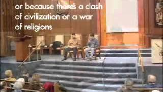 Let's Talk: 2007 Dialogue with Combatants for Peace members Elik Elhanan & Sulaiman Al Hamri