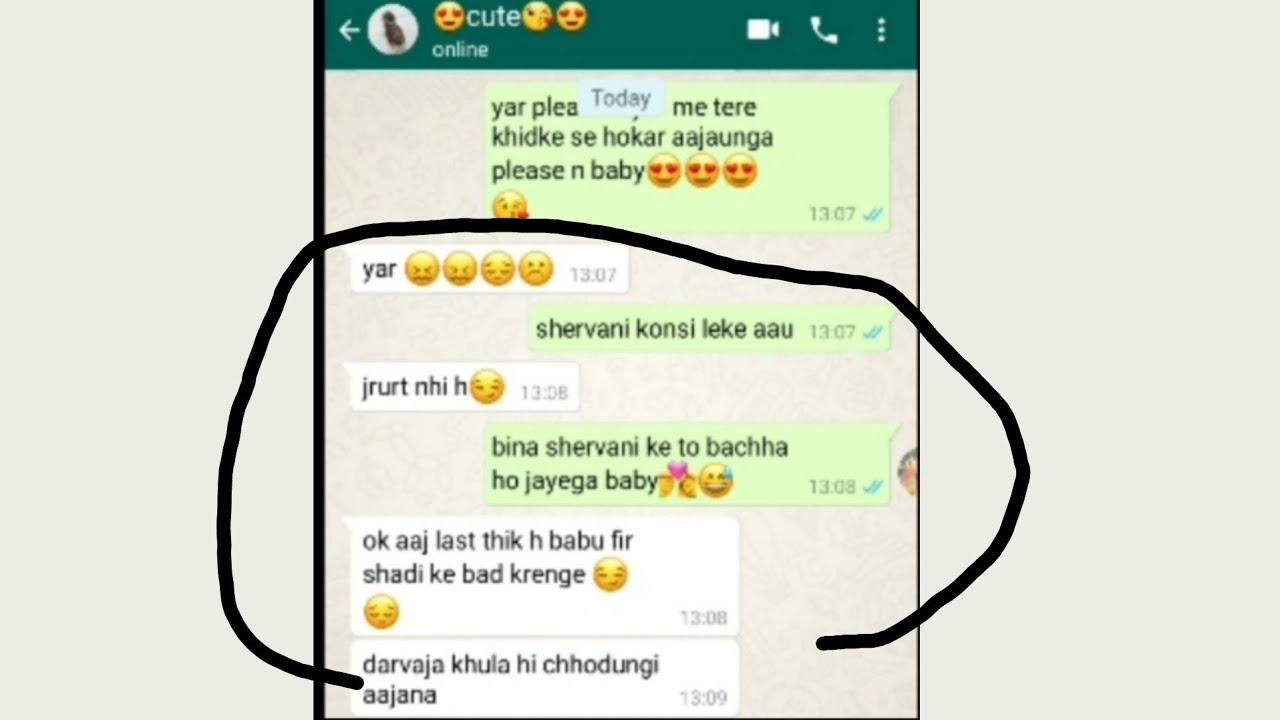 Whatsapp for sex