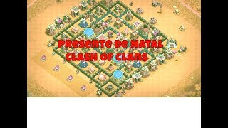 Presente de Natal #Farm TOP [Clash Of Clans]