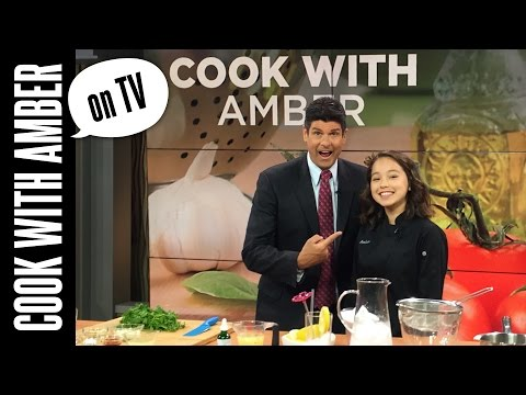 Summer Recipes and Food Network Star Kids on Q13 FOX News