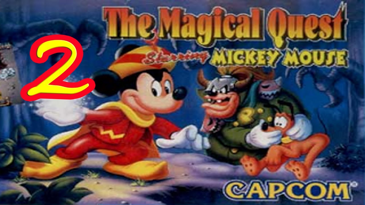 the magical quest starring mickey mouse 2facecam espaÑol