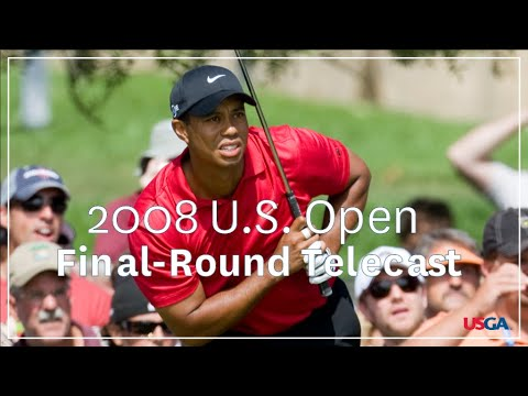 2008 U.S. Open Final Round: Full Telecast