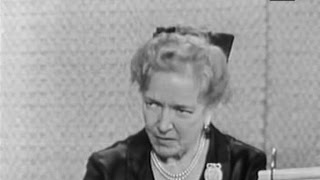 What's My Line? - Sheilah Graham; Helen Hayes (Jun 7, 1964)