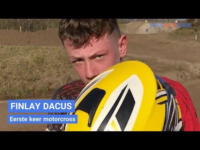 Motorcross-cursus - Finlay