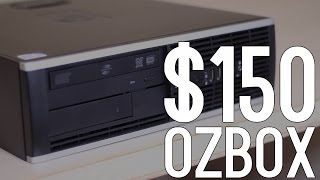 Meet the OzBox - A $150 Budget Gaming PC (Almost) Anyone Can Build! | OzTalksHW