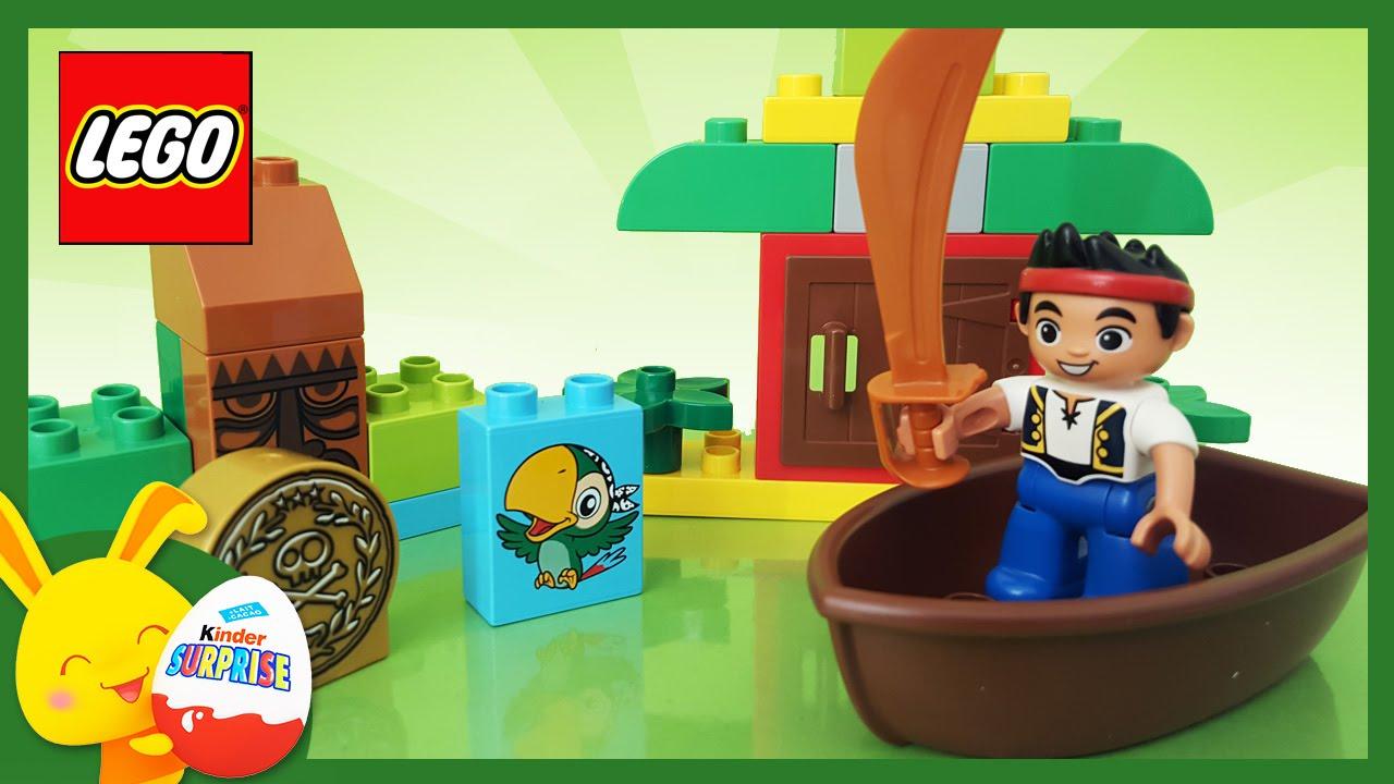 Lego jake et les pirates du pays imaginaire jouets - Jack et le pirate ...