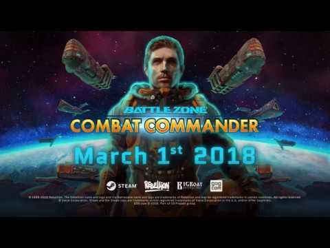 What is Battlezone  Combat Commander |