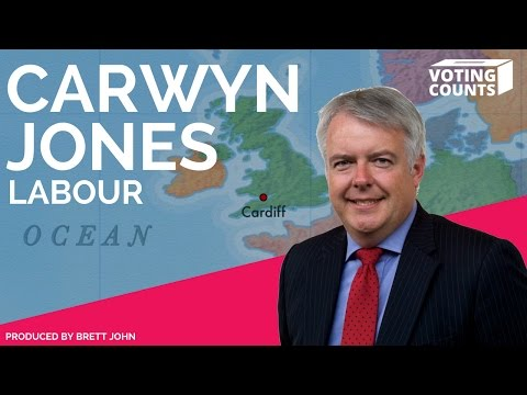 Voting Counts meets Carwyn Jones (Labour)
