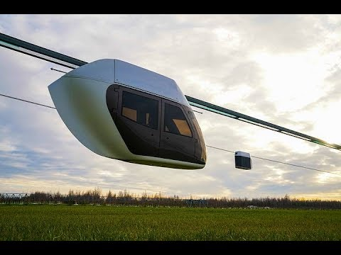 SkyWay - The road to the future 2018