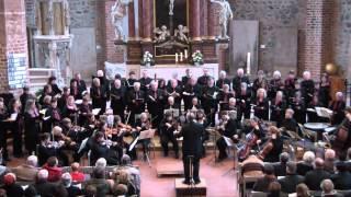 """J. S. Bach """"Ich bin ein guter Hirt"""" BWV 85, St. Marien-Domkantorei Fürstenwalde"""