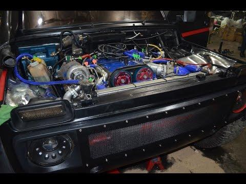 нива тюнинг комплект двигателя
