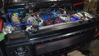 видео Тюнинг двигателя для ВАЗ 2121