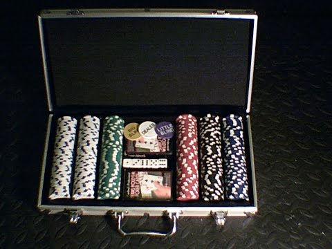 300 piece 11.5 gram clay poker chip set review ( $20 )