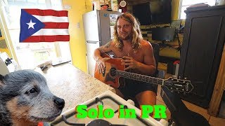 How I Keep my Sanity Living in Puerto Rico Alone || Vlog #71