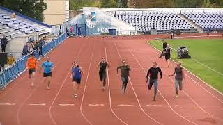 Финал на 100 м, мужчины