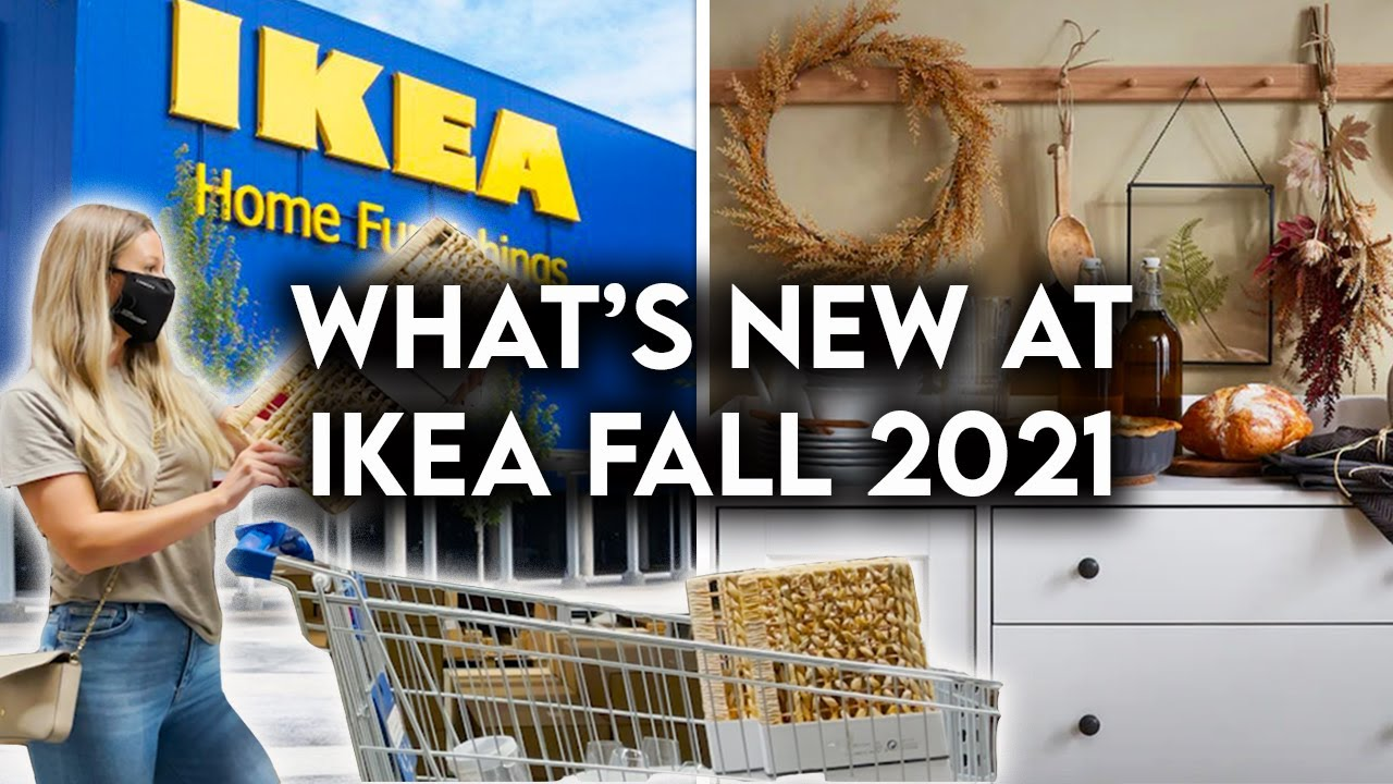 Download IKEA SHOP WITH ME FALL 2021 | NEW PRODUCTS + DECOR