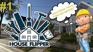 House Flipper (01) - Łoo panie remont i sprzątanie