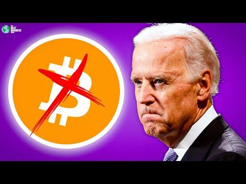 Joe Biden Wants To Regulate Bitcoin?!