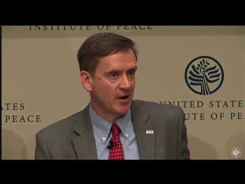 USAID Administrator Green's Remarks on Iraq and Syria at U.S. Institute of Peace