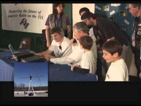 ARISS Contact with Virginia Run Elementary School