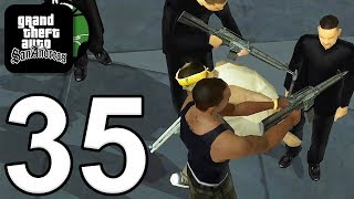 Grand Theft Auto: San Andreas - Gameplay Walkthrough Part 35 (iOS, Android)