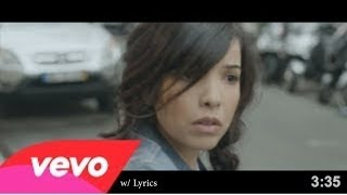 �������� ���� Indila - Dernière Danse (Clip Officiel w/ French&English Lyrics) ������